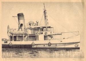 1921 - Rimorchiatore 'Lipari'